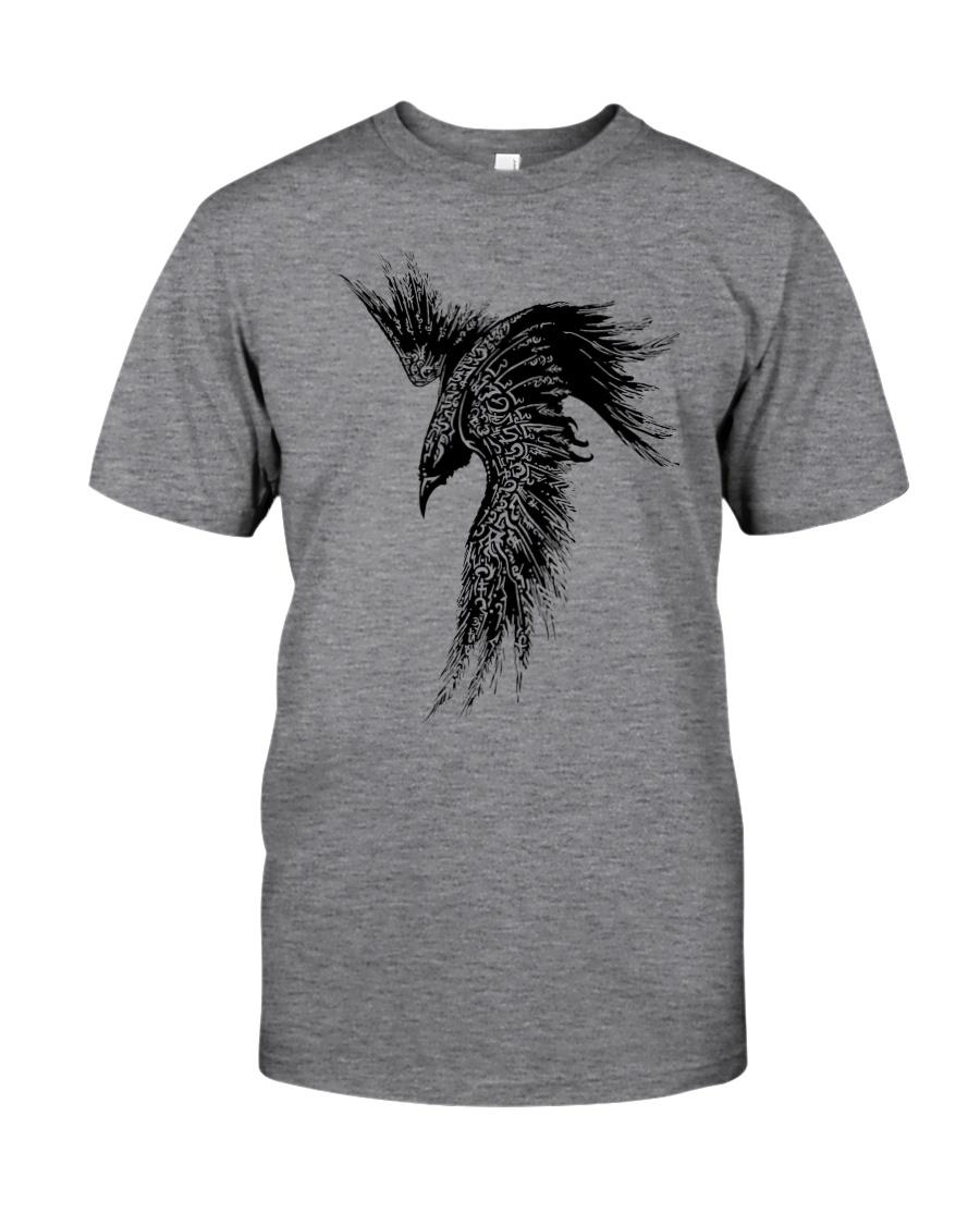 RAVEN VIKING  - VIKING T-SHIRTS Classic T-Shirt