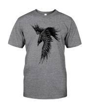 RAVEN VIKING  - VIKING T-SHIRTS Classic T-Shirt front