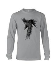 RAVEN VIKING  - VIKING T-SHIRTS Long Sleeve Tee thumbnail