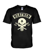 Heathen Tshirts - Viking Shirt V-Neck T-Shirt thumbnail