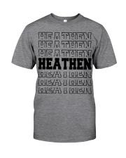 Viking Shirt - Viking Heathen Classic T-Shirt front