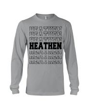 Viking Shirt - Viking Heathen Long Sleeve Tee thumbnail