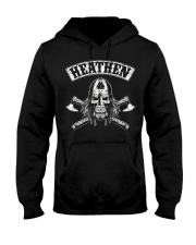 VIKING HEATHEN - VIKING T-SHIRTS Hooded Sweatshirt thumbnail