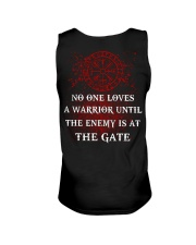 Viking Shirt - The Enemy Is At The Gate Unisex Tank thumbnail