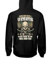 Never Mess With A Viking - Viking Shirt Hooded Sweatshirt tile