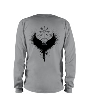 Raven Vegvisir - Raven Viking - Viking Shirt Long Sleeve Tee tile