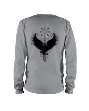 Raven Vegvisir - Raven Viking - Viking Shirt Long Sleeve Tee thumbnail