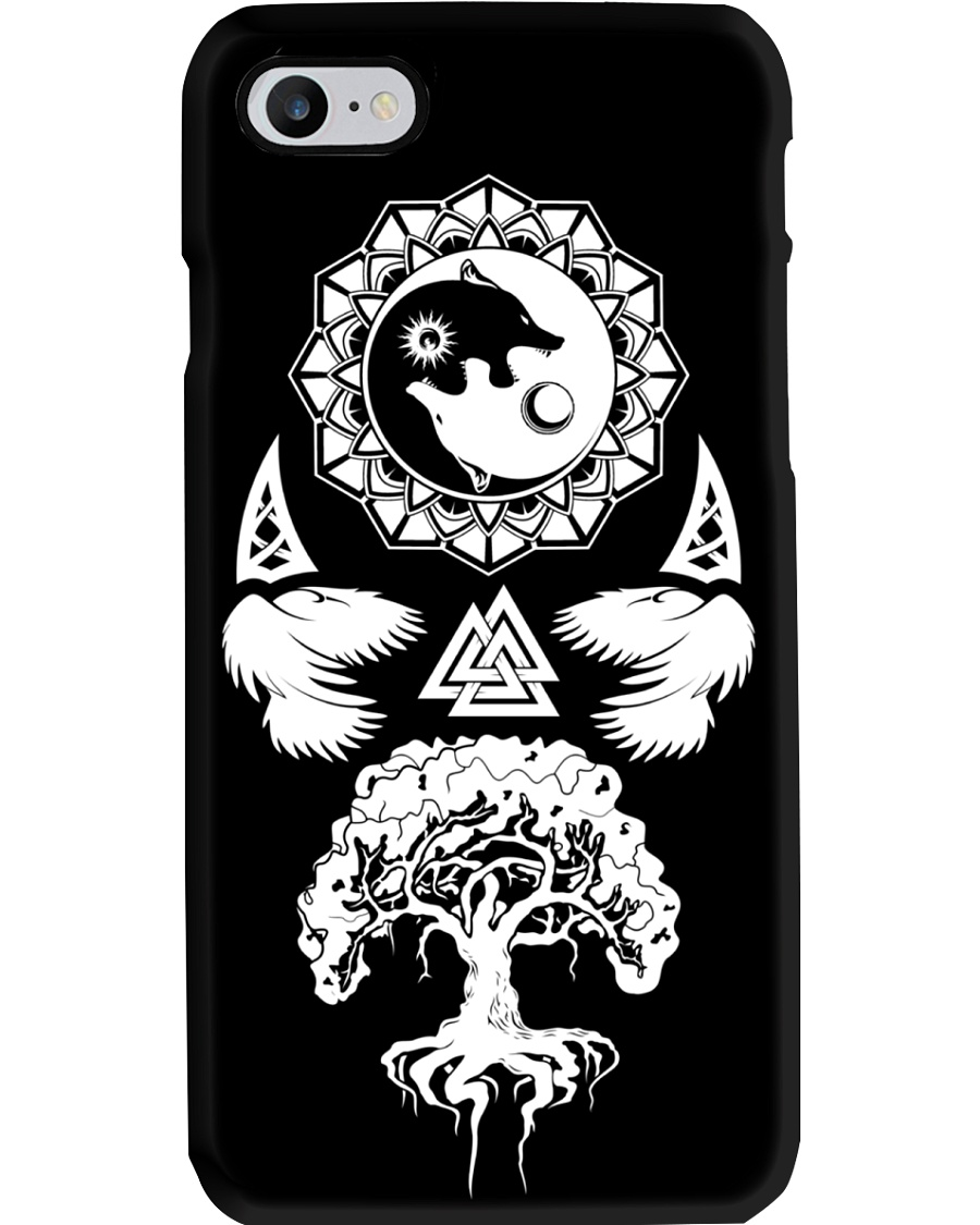 Viking Phone Case : Viking Symbols and Meanings Phone Case
