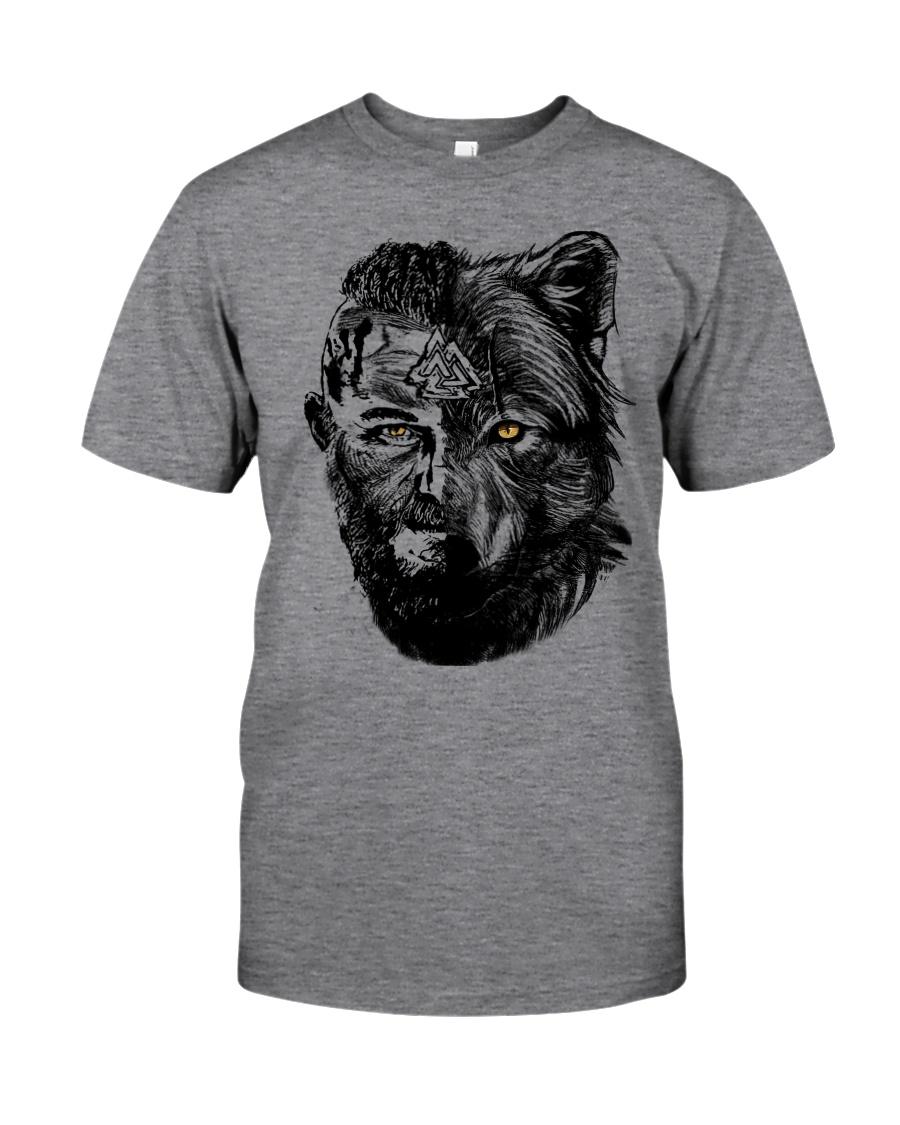 Viking Wild Hunt  - Viking Shirt Classic T-Shirt