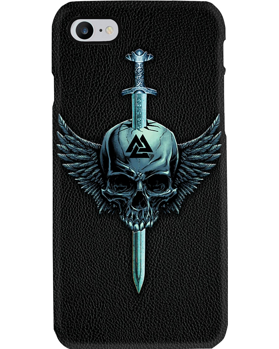 Viking Phone Case : Hjalmarr Viking Sword Phone Case