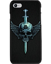 Viking Phone Case : Hjalmarr Viking Sword Phone Case i-phone-7-case