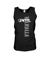 Until Valhalla - Viking Shirt Unisex Tank tile