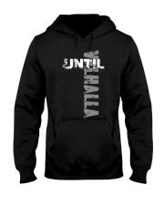 Until Valhalla - Viking Shirt Hooded Sweatshirt thumbnail