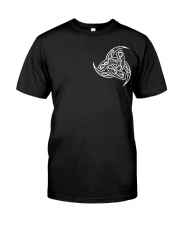 Hail All-Father - Viking Shirt Classic T-Shirt thumbnail