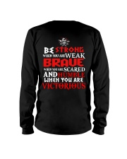 When You Are Victorious - Viking Shirt Long Sleeve Tee thumbnail