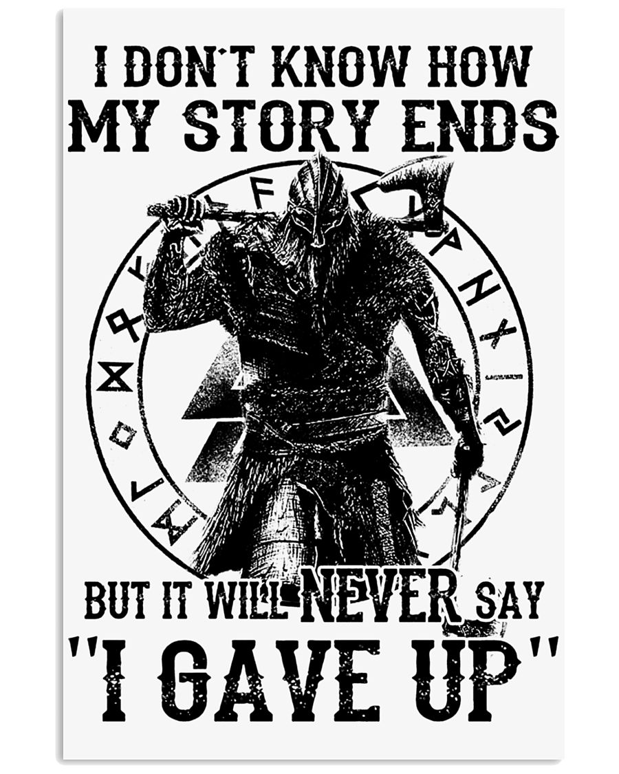 MY STORY - VIKING POSTERS 11x17 Poster