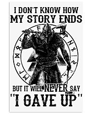 MY STORY - VIKING POSTERS 11x17 Poster front