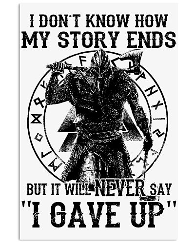 MY STORY - VIKING POSTERS