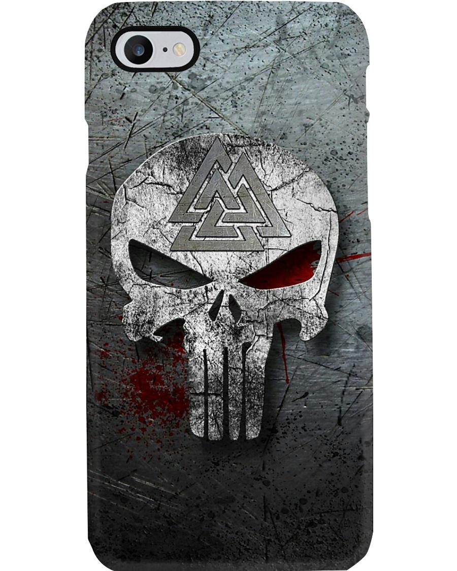 Viking Phone Case : Viking Valknut Phone Case