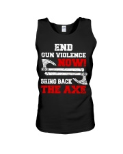 End Gun Violence Now - Viking Shirt Unisex Tank thumbnail