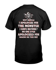The Monster I Have Become - Viking Shirt Classic T-Shirt thumbnail