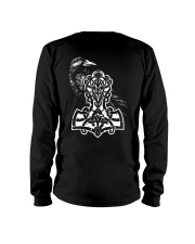 Raven And Hammer - Viking Shirt Long Sleeve Tee thumbnail