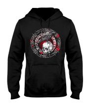 Raven Viking - Viking Shirt Hooded Sweatshirt thumbnail