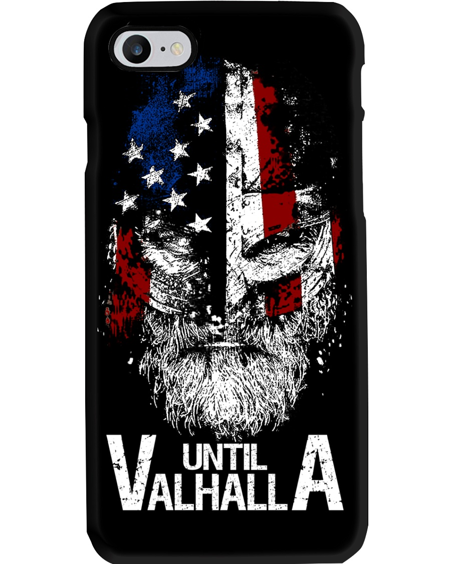 Viking Phone Case : Until Valhalla Case Phone Case