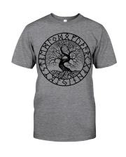 Tree Of Life - Yggdrasil Shirt - Viking Shirts Classic T-Shirt front
