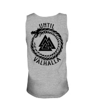 Viking Shirt - Until Valhalla Unisex Tank thumbnail