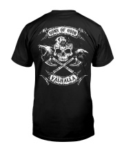 Viking Shirt : Sons Of Odin Valhalla Classic T-Shirt tile