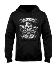 Viking Shirt - Sons of Odin Raven Wolf Hooded Sweatshirt front
