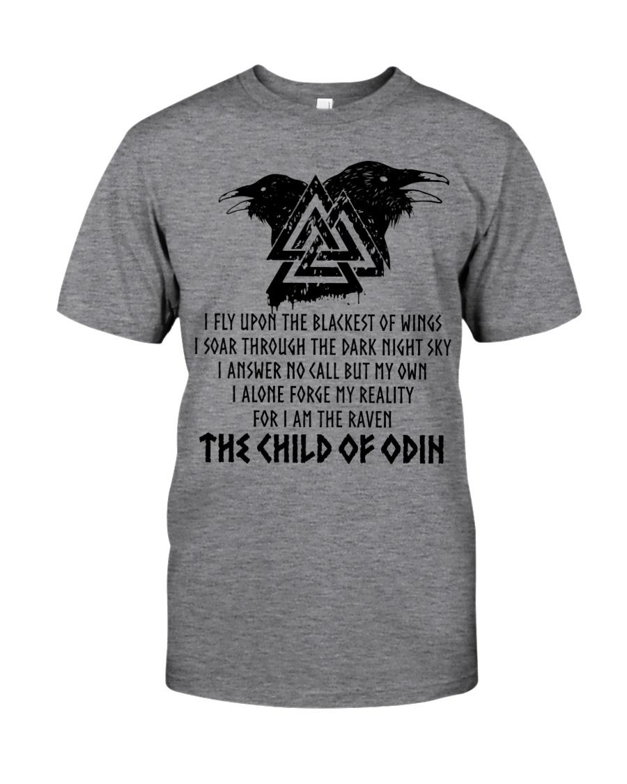 Viking Shirt - The Child Of Odin Classic T-Shirt