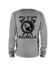 Viking Shirt - Wolf Of Odin - Valhalla Long Sleeve Tee thumbnail