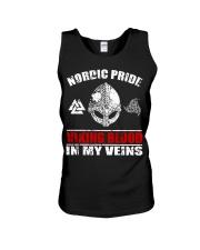 Nordic Pride - Viking Shirt Unisex Tank thumbnail