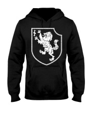 Fenrir Shield Viking - Viking Shirt Hooded Sweatshirt thumbnail