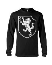 Fenrir Shield Viking - Viking Shirt Long Sleeve Tee thumbnail
