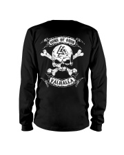 Sons Of Odin  Valhalla - Viking Shirt Long Sleeve Tee thumbnail