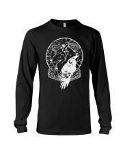 Raven Wolf - Viking Shirt Long Sleeve Tee thumbnail