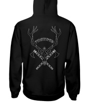 Valhalla Attend - Viking Shirt Hooded Sweatshirt tile