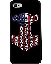 VIKING HAMMER FLAG - VIKING PHONE CASE Phone Case i-phone-7-case