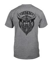 Heathen Odin  - Viking Shirt Classic T-Shirt thumbnail