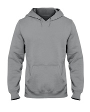 Never Lost In The Storm  - Viking Shirt Hooded Sweatshirt front