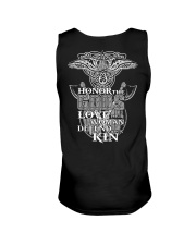 HONOR THE GOD - VIKING T-SHIRTS Unisex Tank thumbnail