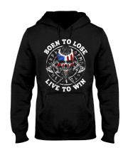 BORN TO LOSE - LIVE TO WIN - VIKING T-SHIRTS Hooded Sweatshirt thumbnail