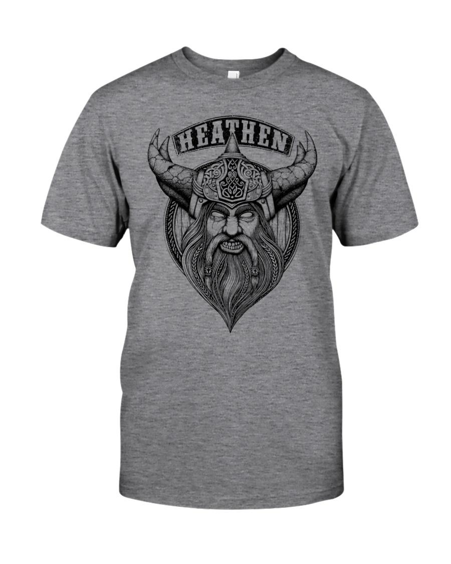 Heathen Odin  - Viking Shirt Classic T-Shirt