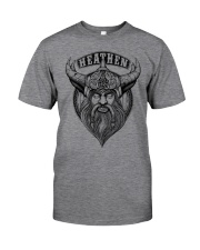 Heathen Odin  - Viking Shirt Classic T-Shirt front