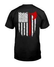 Viking Flag - Viking Shirt Classic T-Shirt thumbnail