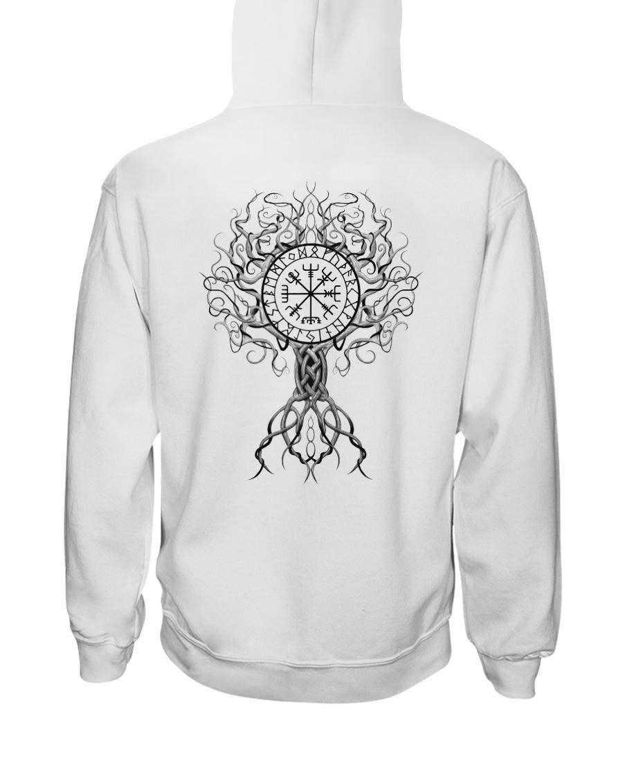 VIKING TREE OF LIFE - VIKING T-SHIRTS Hooded Sweatshirt