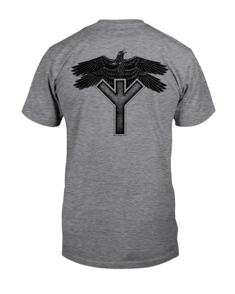 Raven Symbol - Viking Shirt Classic T-Shirt